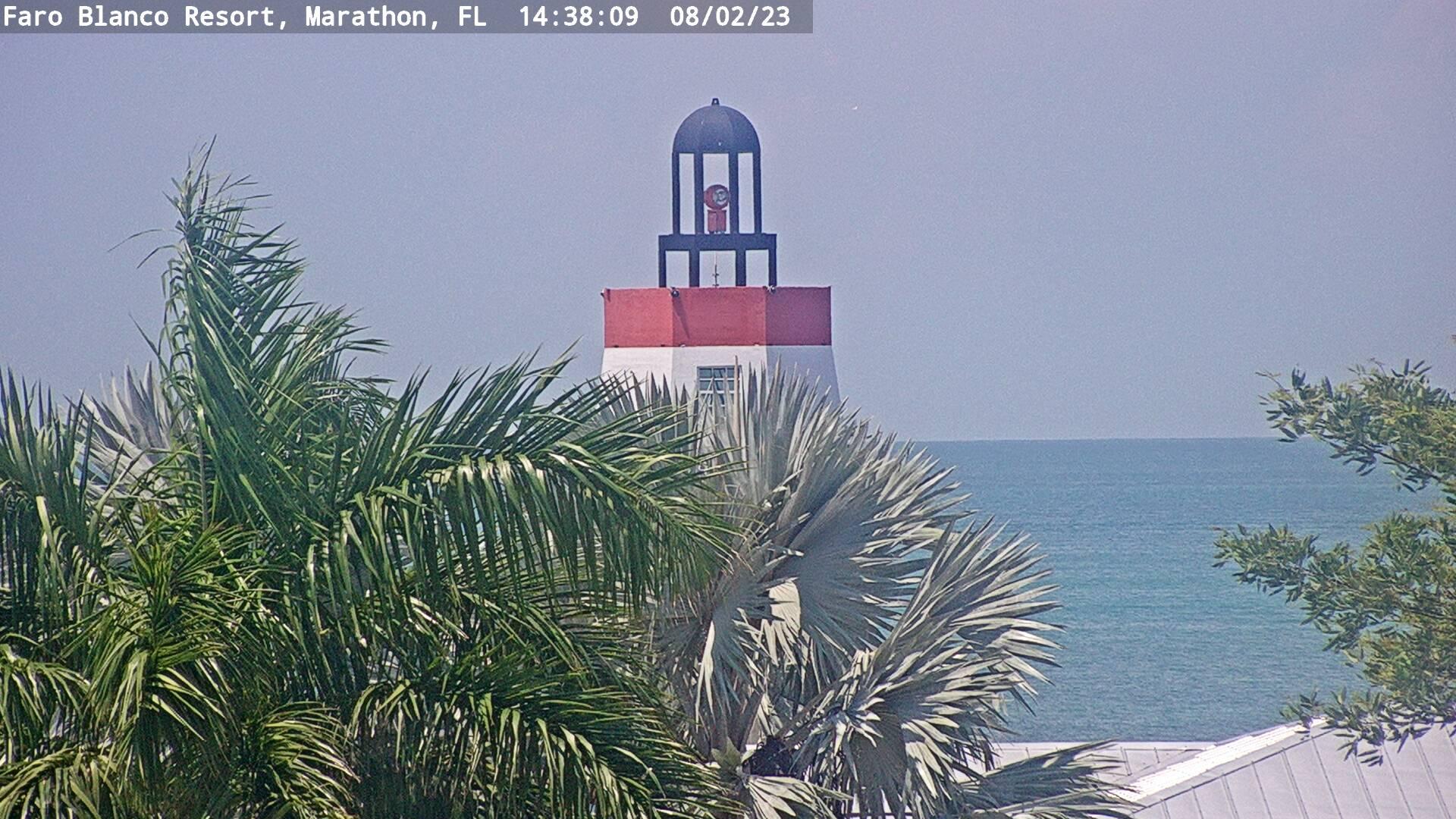 Faro Blanco Resort & Yacht Club Cam