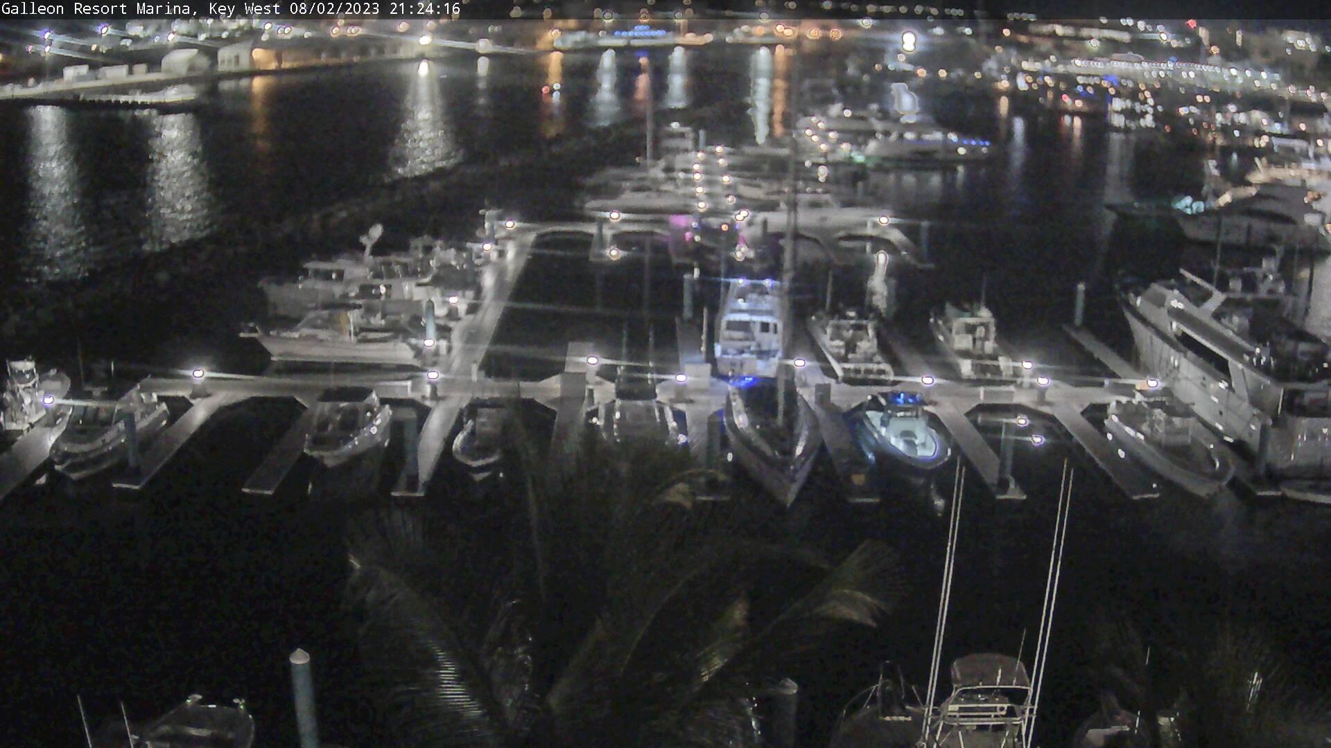 Galleon Marina Cam