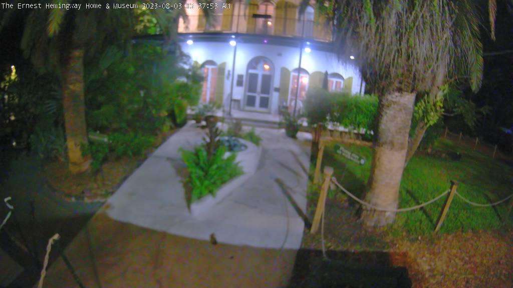 Hemingway Home: House Cam
