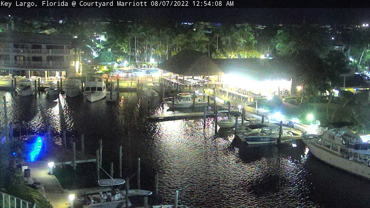 Key Largo Webcams