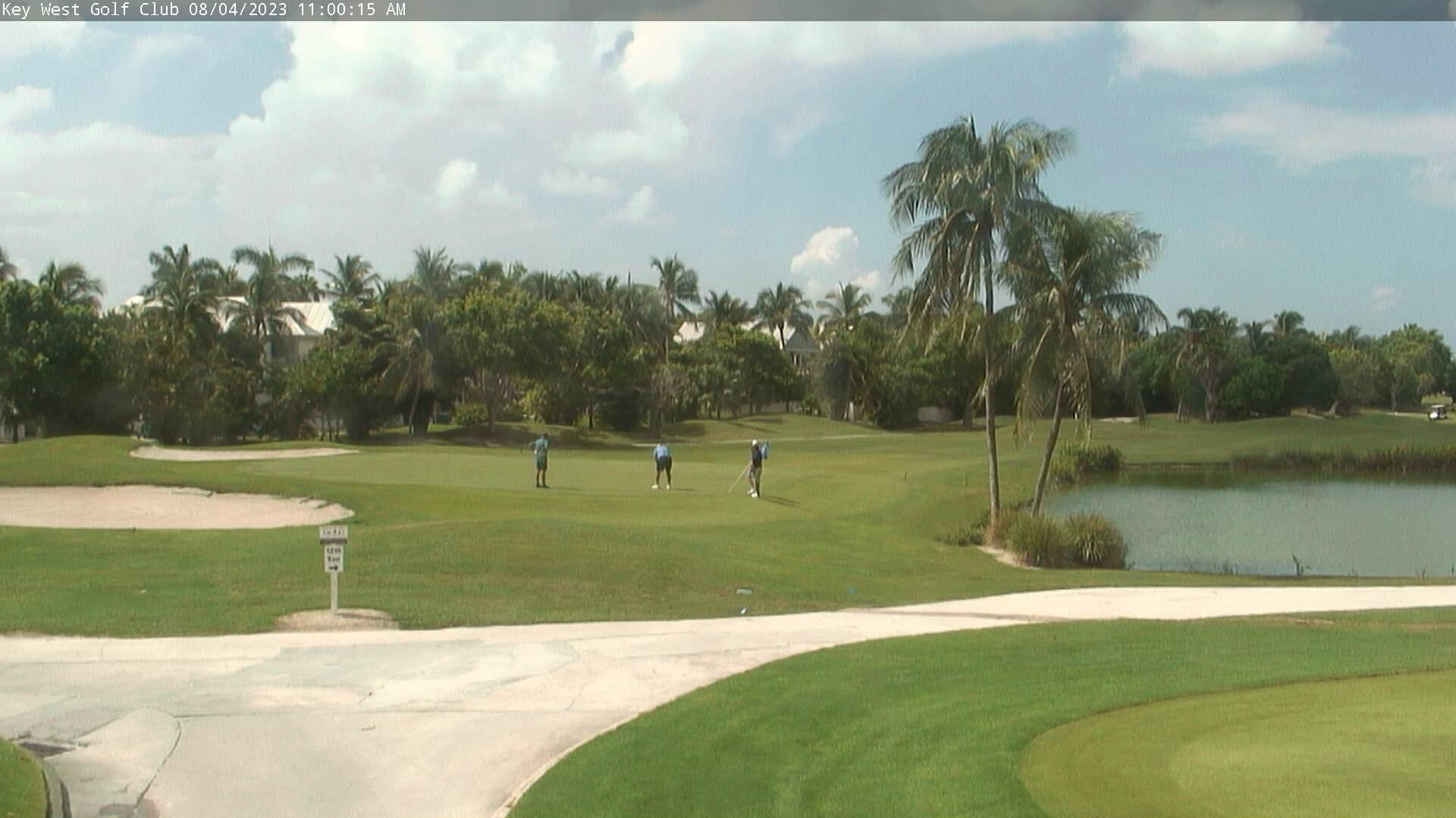 Key West Golf Club Cam