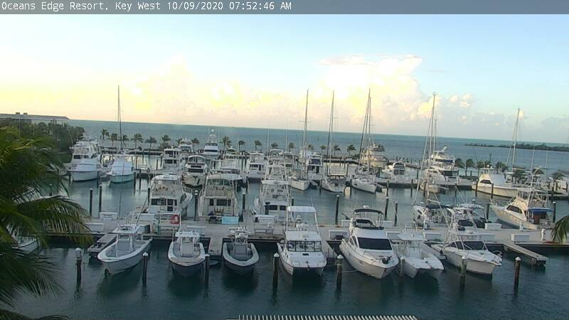 Oceans Edge Key West Hotel & Marina Cam