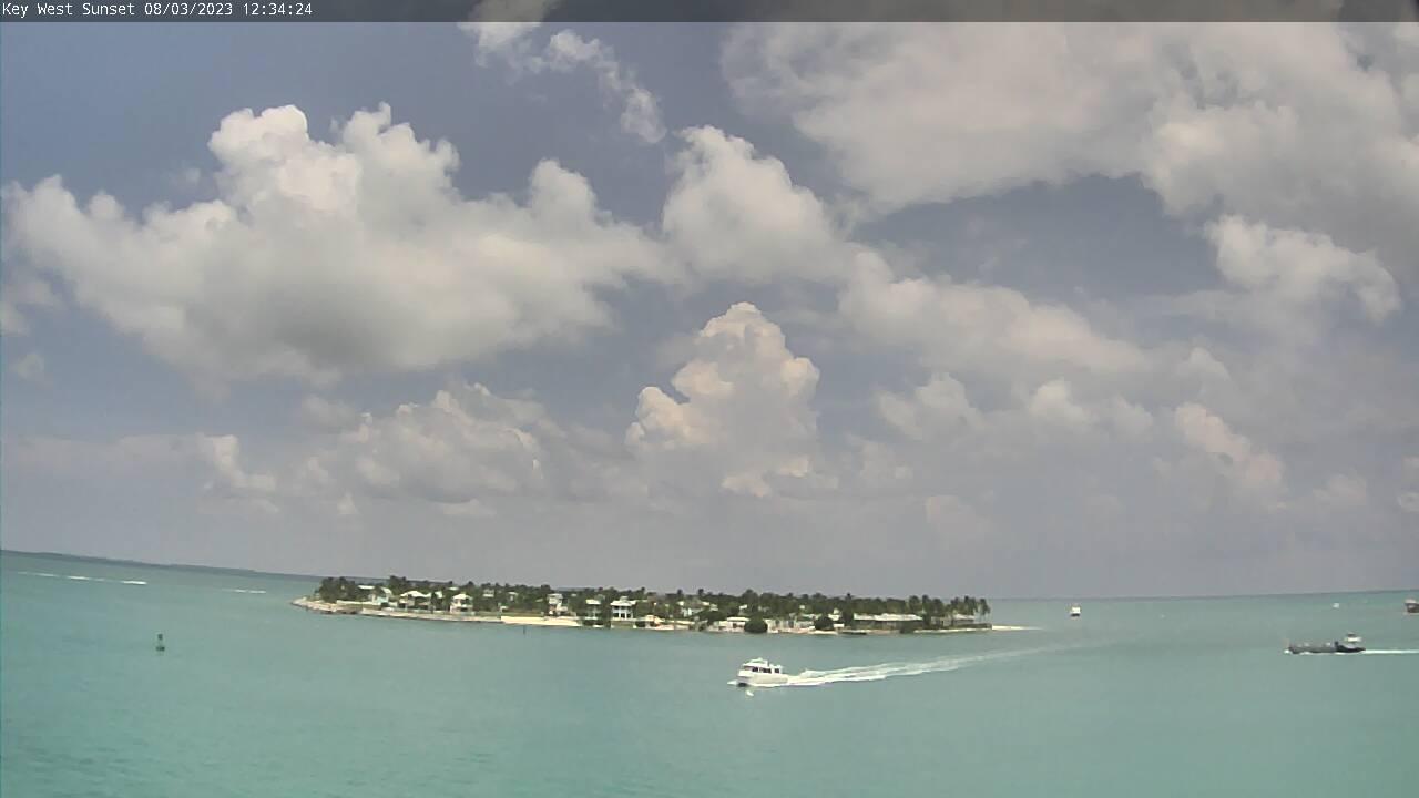 Ocean Key Resort: Sunset Cam