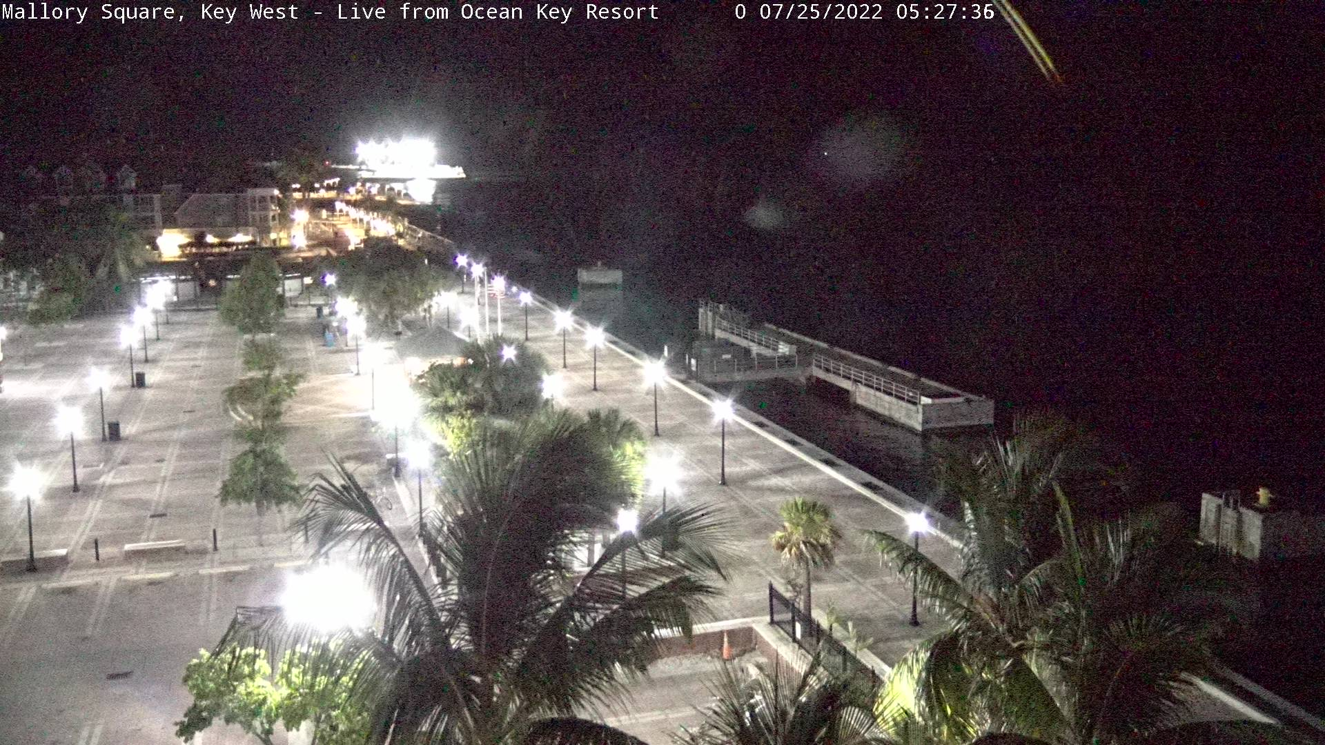 Mallory Square webcam