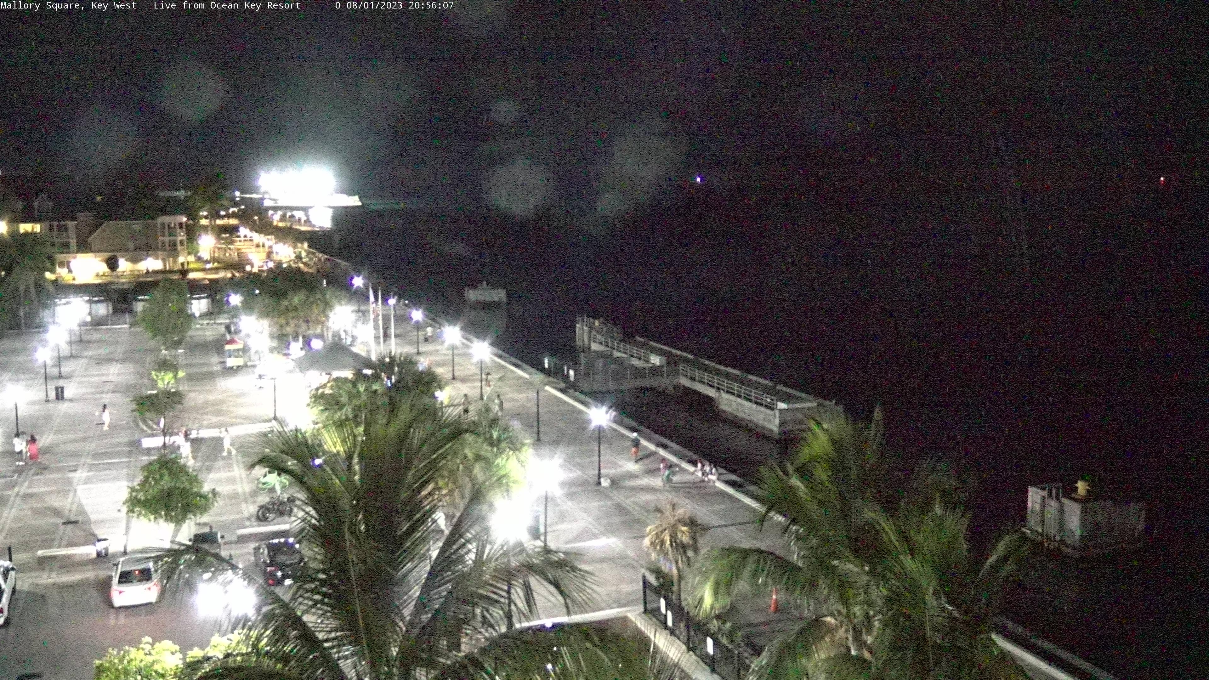 Mallory Square webcam