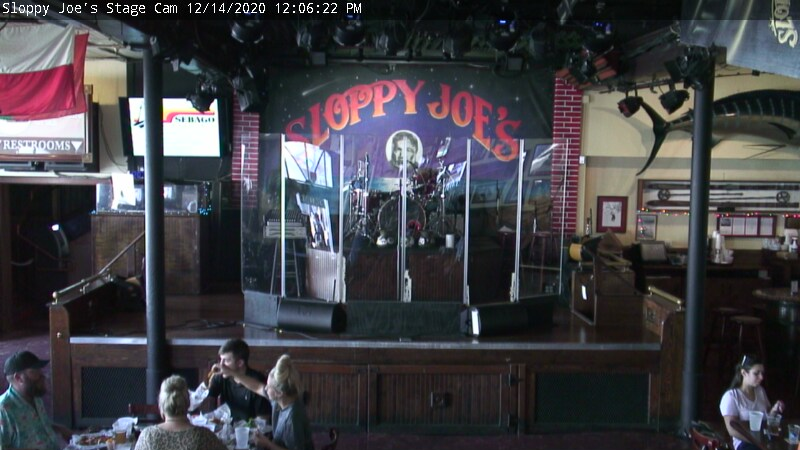 webcam от Florida, Sloppy Joe's Bar