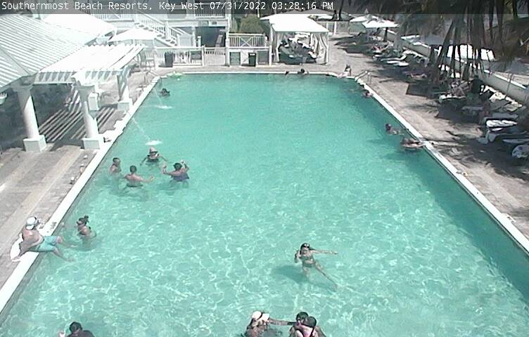 Southernmost Beach Resort - Shores Cam