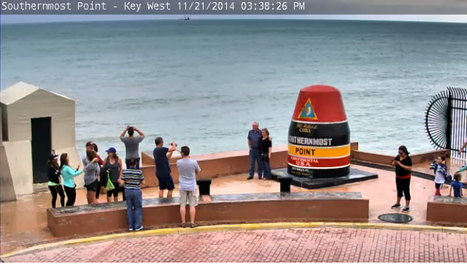 Southernmost Point Webcam