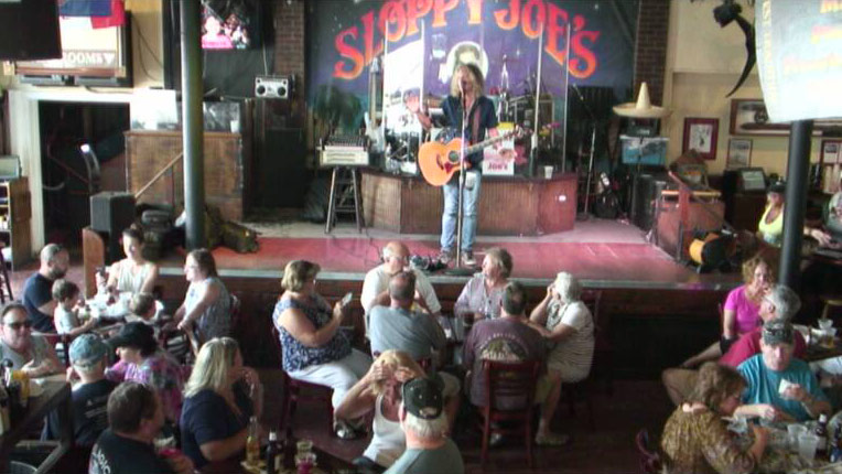 Sloppy Joe's: Stage Cam