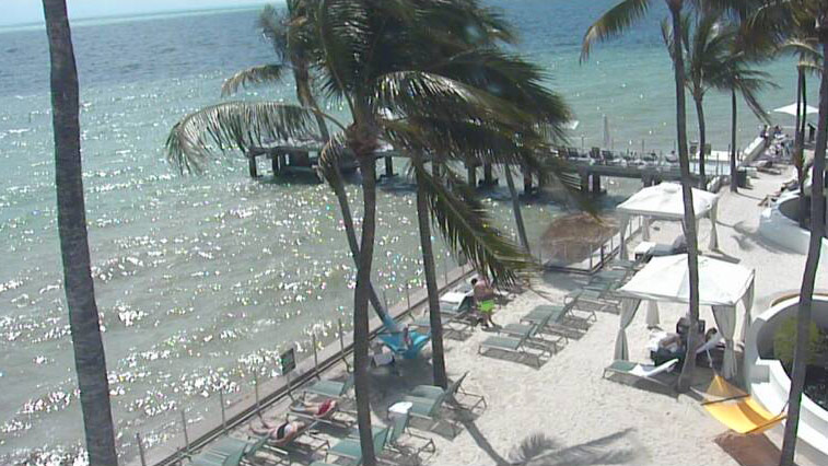 Southernmost Beach Resort: Pier Cam